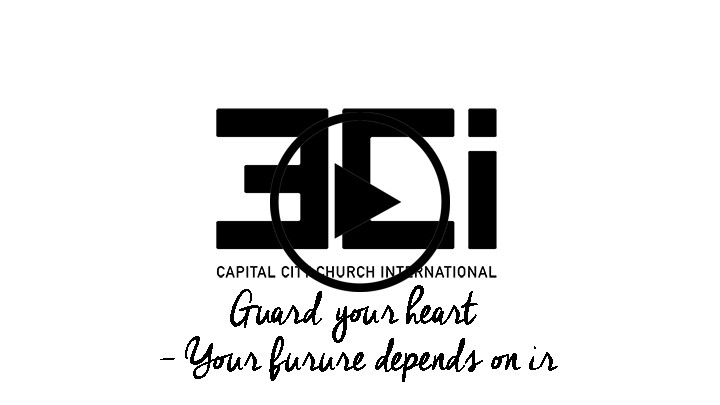 Guard your heart – your future depends on it
