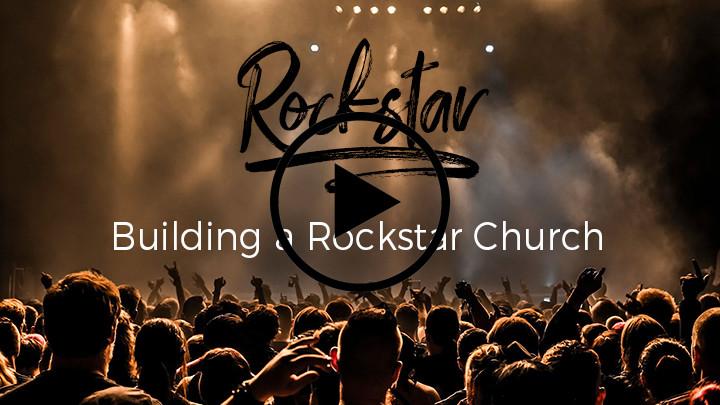 Building a Rockstar Church