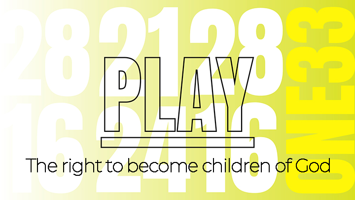 The right to become children of God